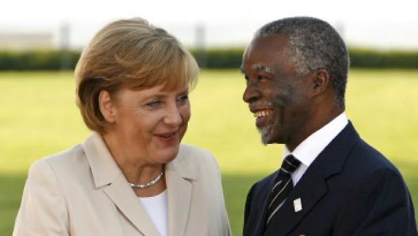 G8 einig: 60 Milliarden Dollar für Afrika