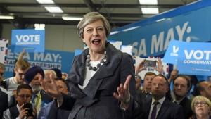 Kritik an Mays Antiterrorplänen