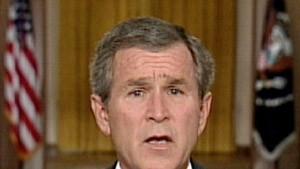 Neue Kritik an Bushs Kriegsgründen