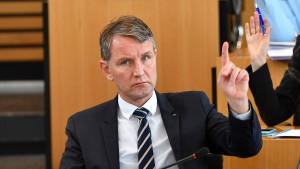 Führende AfD-Politiker wollen Höcke scheitern sehen