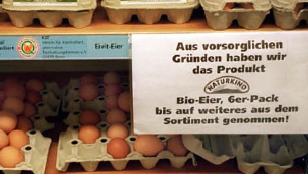 Doch kein EU-Verkaufsverbot für deutsche Öko-Lebensmittel?