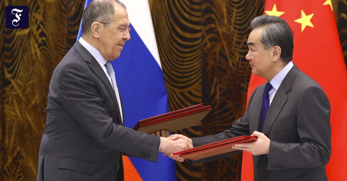 China und Russland kooperieren: Gemeinsam gegen Amerika