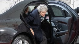 Theresa Mays Odyssee durch Europa
