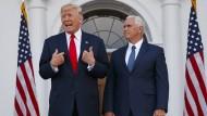 Wie Trump Maduros neuer bester Freund wurde