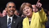 Obama glaubt nicht mehr an TTIP-Ratifizierung in seiner Amtszeit