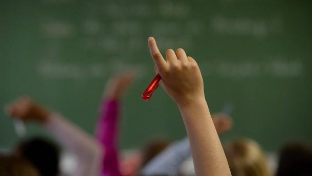 Machtkampf in der Schule