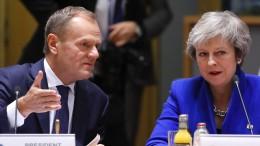 EU lehnt Nachverhandlungen umgehend ab