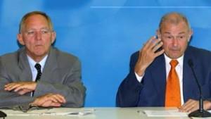 Schäuble: Werden auch künftig jeden Hinweis nutzen