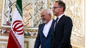 Maas warnt vor militärischer Eskalation im Nahen Osten