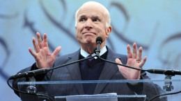 "McCain wettert gegen Trumps ""Blut und Boden""-Ideologie"