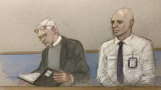 Auslieferungsverfahren gegen Julian Assange begonnen