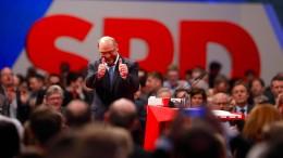 SPD prüft neues Koalitionsmodell