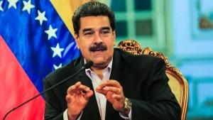 Maduro schlägt Neuwahl des Parlaments vor