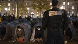 Letzte Hoffnung Frankreich