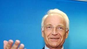 Stoiber kritisiert die FDP, Merkel plädiert für große Koalition