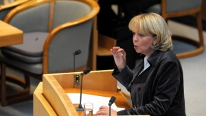 """Hannelore Kraft bereit für """"Bildungskonsens"""""""