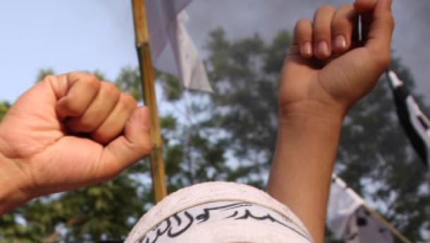 Friede mit den Taliban?