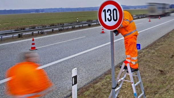 Verkehrssicherheitsrat fordert Tempolimit mit Ausnahmen
