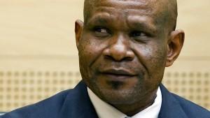 Freispruch für kongolesischen Milizenführer