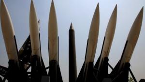 Ein großer Exporteur von Raketentechnik
