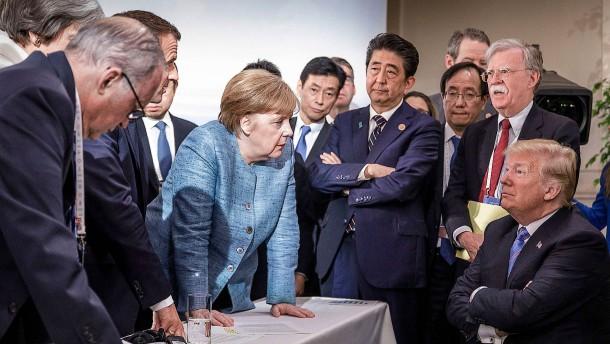 Deutschland wählt den EU-Anführer