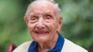 Älteste Deutsche mit 111 Jahren gestorben