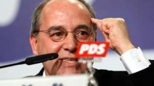 Gysi wird Spitzenkandidat der PDS
