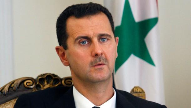 Assad: Kräfteverhältnis zugunsten der Armee verschoben