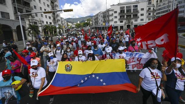 Venezuelas Parallelwelten