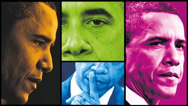 Combo / Obama / Vom Himmel gefallen