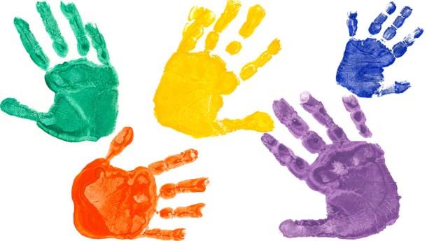 Combo / Kinderhände