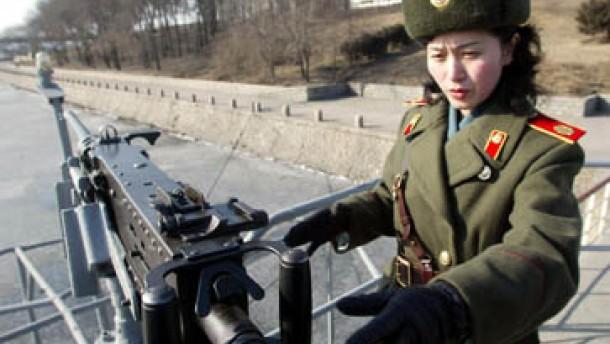 Reaktion auf Amerika: Nordkorea droht: Ende des ...