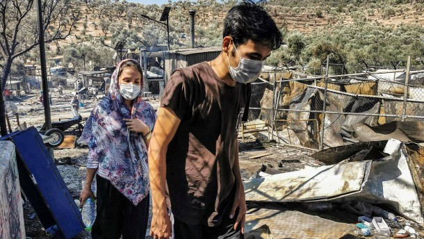 Wie Griechenland Migranten abschreckt