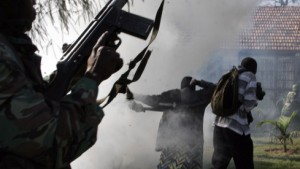 Militär greift in Stammesfehden ein