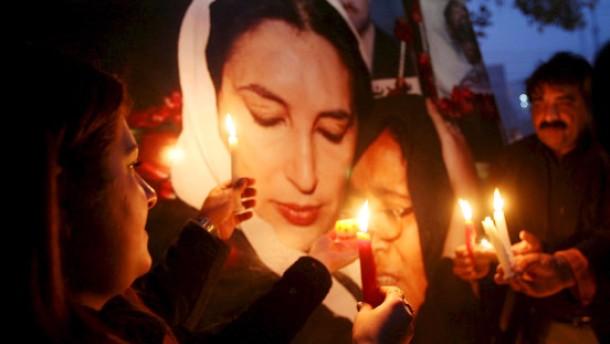 Schwere Vorwürfe gegen Musharraf