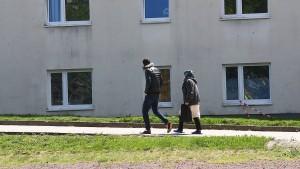 Zahl der Geflüchteten in Deutschland geht zurück