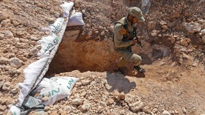 Türkei verstärkt Truppen in syrischer Rebellenprovinz Idlib