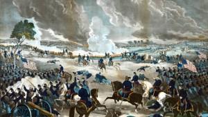 Gottes Hand in Gettysburg