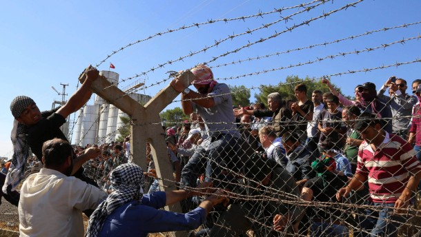 """2014 ist ein humanitäres Katastrophenjahr"""