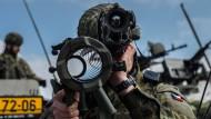 Die Nato testet ihre Speerspitze