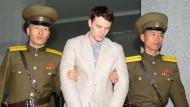Ende der Haft: Otto Warmbier darf zurück in seine Heimat