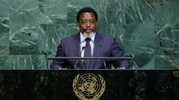 Kabila verzichtet auf eigene Kandidatur