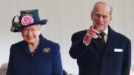 Elisabeth II. kommt auch nach Frankfurt