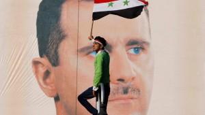 Assad bestreitet Anordnung von Gewalt