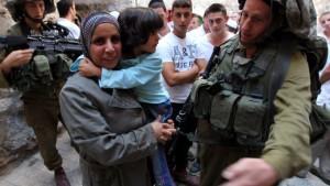 Mikrokosmos der israelischen Besatzung