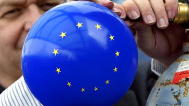 Euro-Skeptiker gewinnen