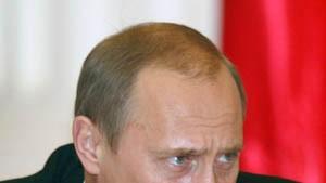 Putin zwischen Europa und Amerika