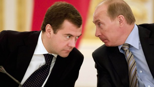 Das Tandem Putin-Medwedjew