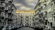 Begehrt und immer teurer: Wohnungen am Chamissoplatz in Kreuzberg