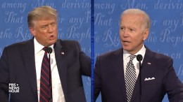 """Biden nennt Trump """"Clown"""""""